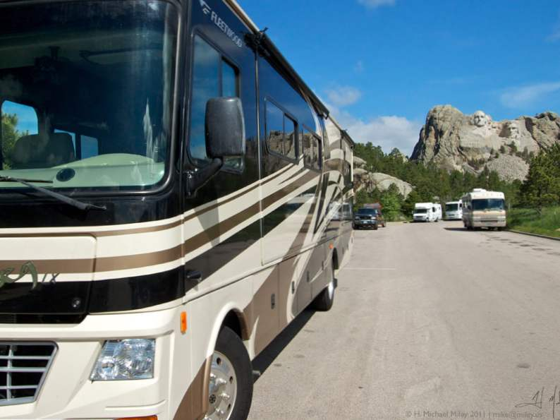 the top rv camping destinations in the us